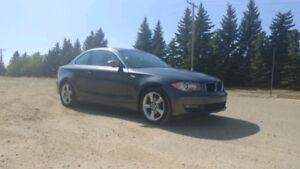 2008 BMW 1-Series 128i Coupe **Executive pkg navi