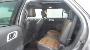 2012 Ford Explorer Limited, Lthr, Moon, Nav, Local Trade In Kitchener / Waterloo Kitchener Area image 13