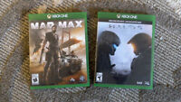 Mad Max and Halo 5