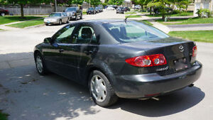 2004 Mazda 6 Certified and E-tested
