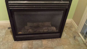 Napolean Direct Gas Fireplace
