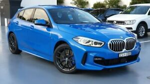 2019 BMW 1 Series Blue Sports Automatic Dual Clutch Hatchback Sylvania Sutherland Area Preview