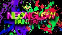 Glow in the Dark Dance Party  ... ALL AGES    @ 2pm - 8pm