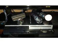 Playstation 3 80gb with Playstation Move and controller
