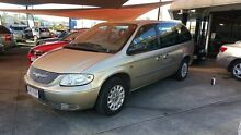 2002 Chrysler Voyager RG SE Silver 4 Speed Automatic Wagon Nerang Gold Coast West Preview