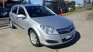 2007 Holden Astra AH MY07 CD 4 Speed Automatic Hatchback Cairnlea Brimbank Area Preview