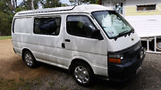 1990 Toyota Hiace poptop Campervan Gympie Gympie Area Preview