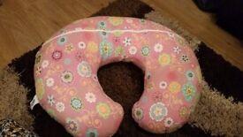 Boppy Cotton Feeding Pillow