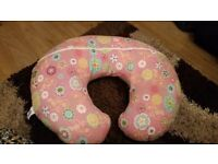 Boppy Cotton Feeding Pillow