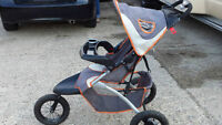 Safety First Flight Jogger Travel System