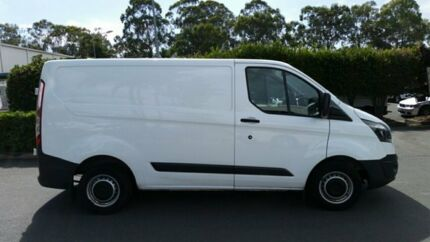 2015 Ford Transit Custom VN 290S Low Roof SWB White 6 Speed Manual Van Acacia Ridge Brisbane South West Preview