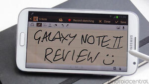 """5.5""""New White Samsung Galaxy Note 2 16GB Unlocked Android 4G LTE"""