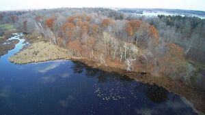 Cranberry Cove Waterfront Lot
