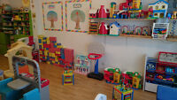 GARDERIE 50% OFF SUMMER PROMOTION. CSL. NDG Daycare