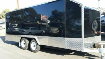 BUILT TOUGH ENCLOSED CAR TRAILER Willaston Gawler Area Preview