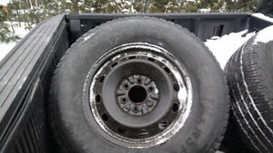 FORD F150 TIRES AND RIMS