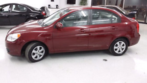 2008 Hyundai Accent - Only 77,000 kms