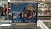 Subwoofer Blaupunkt PCw 1000 600Watts 10p neuf