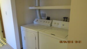 2 Bedroom in Valleyview, AB with in-suite washer/dryer