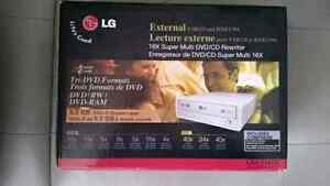 BRAND NEW - LG Super Multi DVD Rewriter
