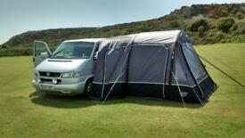 T4 Volkswagon Caravelle camper conversion
