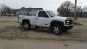 Wanted:1992 Chevrolet C/K Pickup 1500 Sport 4x4