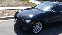 2007 BMW 3-Series Sports package Coupe, Dealer maintained