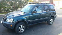 VERY GOOD CONDITION 1997 Honda CR-V SUV, Crossover