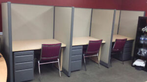 Divider Panels; Office Cubicles; Workstations