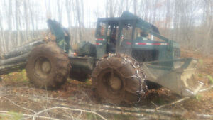 c6d tree farmer skidder