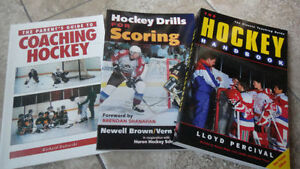 Hockey & Drill Instruction Books
