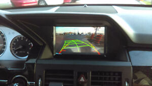 Rear view camera buy or sell used or new car stereo for Mercedes benz glk350 backup camera