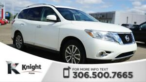 2015 Nissan Pathfinder SL Premium TECH! Leather! Command Start!