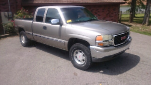 1999 gmc sierra ext cab part out most parts still available