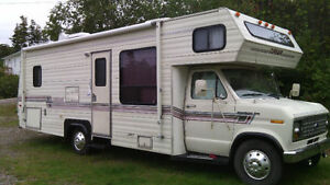 *Reduced* Ford Econoline Motorhome