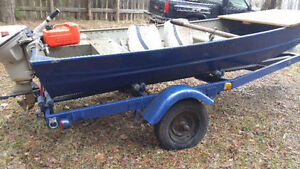 Lowes Flat Bottom Fishing Boat