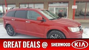 2010 Dodge Journey AWD R/T Leather,  Heated Seats,  Back-up Cam,