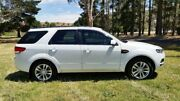 2011 Ford Territory SZ TS Seq Sport Shift White 6 Speed Sports Automatic Wagon Tanunda Barossa Area Preview