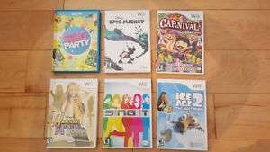 Selling Wii games
