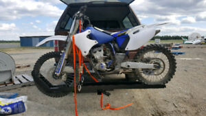 YZ250F + CARRIER