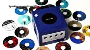 Buying Nintendo GameCube & Games, accessories - I Pickup