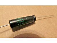 3x Sprague ATOM TVA1504 Axial Capacitor 10UF 250VDC USA QTY 3 - New No Box
