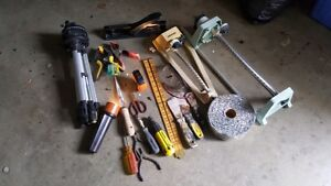 MIX TOOLS ALL FOR $20 CALL OR TEXT 519-673-9819