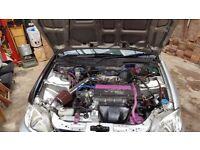 Honda civic ek vti h22 engine 12 nonths mot
