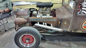 1925 Dodge Brothers Coupe Rat Rod