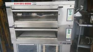 NEUF / NEW DOYON Four a Sole Sol DOUBLE Artisan Baking Oven