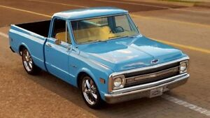 Wanted: 1967 to 1970 C10