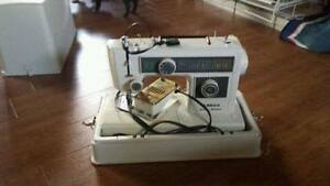"Sewing machine a coudre ""Omega"" model:1260C"
