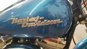 ******Clean Super Glide Dyna 2005******