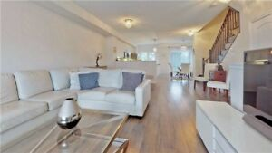 Prime Location, Freehold Town Home In The Heart Of North York!